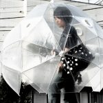 Full-body umbrellas: clever or completely crazy?