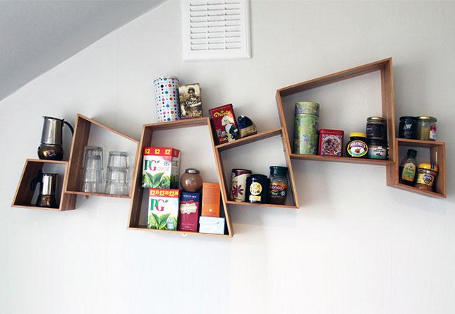 Sum Wall Mounted Storage