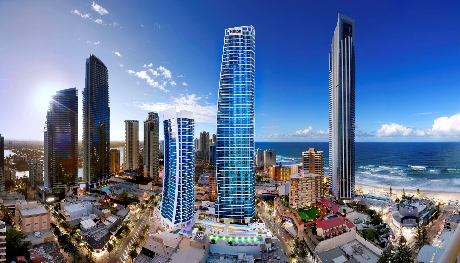 Hilton Surfers Paradise Hero June 2012 XL