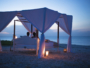 Anantara-Medjumbe-Island---star-bed-at-twilight