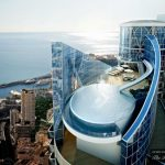 Taking the plunge: Waterslide apartment back on market