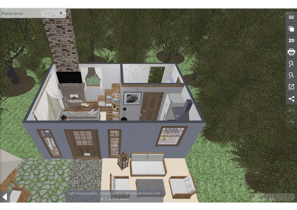 Winning tiny house design full of big ideas title online for Small house design contest winners