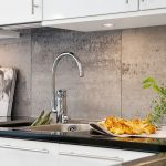 Seven splashbacks  – ideas to replace your tired old tiles